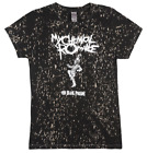 MY CHEMICAL ROMANCE THE BLACK PARADE SPLATTER T-SHIRT JUNIORS MUSIC HOT TOPIC