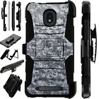 LUXGUARD For Onyx / Feller / Miro Phone Case Holster Cover DIGITAL CAMO GRAY