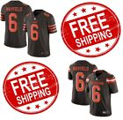 Men's Cleveland Browns #6 Baker Mayfield Vapor Untouchable Jersey Stitched on eBay