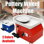 25CM 250W Electric Pottery Wheel Ceramic Machine For Work Clay Art Craft 220V image