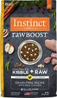 Instinct by Nature's Variety Raw Boost Grain-Free Recipe Real Chicken Dry 21-lb