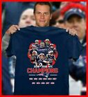 2019 NFL Super Bowl Champions New England Patriots Fan Football T-shirt S to 3XL on eBay