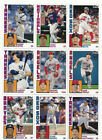 2019 Topps Series 1 1984 TOPPS 35th Anniversary ~ U Pick Cards Buy 5 Get 2 FREE