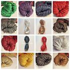 Внешний вид - BOGO! 60Ft Waxed Cotton Cord Jewelry Beading Mix Match 0.5mm 0.7mm 1mm 2mm 120ft