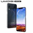 Umidigi One Pro kabelloses laden Qi Smartphone handy ohne vertrag Face ID Unlock <br/> Global version 4GB+64GB ,NFC, 5.9Zoll , Wireless Charge