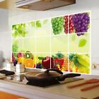 Kitchen Oilproof Removable Wall Stickers Vinyl Art Decor Home Decal Sticker Ms