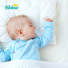 Baby Newborn Pillow with Cotton Pillowcase Suitable for Infant Toddler 14'x19'