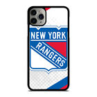 NHL NEW YORK RANGERS iPhone 6/6S 7 8 Plus X/XS Max XR Case Cover $15.9 USD on eBay