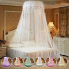 Delicate HomeLiving HouseBedding Decor Summer Round Bed Canopy Dome Mosquito Net image