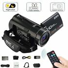 Vlogging Video Camera Camcorder 1080PHD  Digital Night Vision For YouTube Selfie