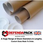 """A4 A3 A2 A1 A0 2"""" – 50mm WIDE STRONG POSTING POSTAGE CARDBOARD POSTAL TUBE ROLL"""