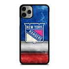 NEW YORK RANGERS LOGO iPhone 6/6S 7 8 Plus X/XS XR 11 Pro Max Case Cover $15.9 USD on eBay