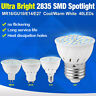 Energy Save Bulbs E27 GU10 E14 2835 LED Lamp 4W Warm/Cool White Spotlights FFF