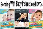 Bonding With Your Baby Instructional Tutorial DVDs Sealed New