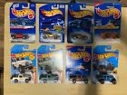HOT WHEELS JEEP ROLL PATROL COLLECTION