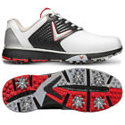2019 Callaway Mens Mulligan S Lightweight Waterproof Spiked Leather Golf Shoes