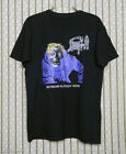 DEATH Band vintage T-shirt Black Men S234XL Y498 image