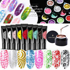 BORN PRETTY Stamping UV Vernis à Ongle Nail Gel Polish For Stamping Plate 5/8ml