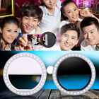 PORTABLE CLIP FILL LIGHT SELFIE LED RING PHOTOGRAPHY FOR IPHONE ANDROID PHONE