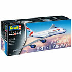 Revell 1:144 Civilian Aircraft Plastic Model Kit - Kit Choice