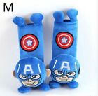 Cute 2pc Cartoon Car Safety Seat Belt cover Children Shoulder Pads Protection
