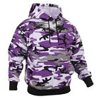 Rothco 4790 Camouflage Pullover Hooded Sweatshirt