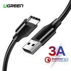 USB Type C Charger Quick Charge Data Cable USB-C Type-C (Samsung, Huawei 1m, 2m)