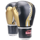 Boxing Gloves Professional Sanda   Thicken PU Leather Boxing GIFT