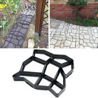 36CM DIY Plastic Paving Model Concrete Stepping Driveway Stone Path Mold Maker image