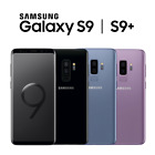 Official UK Samsung Galaxy S9 & S9+ Factory Unlocked - Optional Colour & Storage