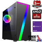 Gaming Pc Quad Core Computer Ssd Hdd 8-16 Gb Ram Gt Gtx Gfx Windows 10 Wifi Ow7