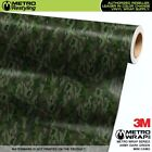 MINI ARMY DARK GREEN Camouflage Vinyl Vehicle Car Wrap Camo Film Sheet Roll