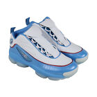 Внешний вид - Reebok Iverson Legacy Mens Blue Leather Athletic Basketball Shoes