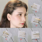 Artificial Pearl Hairpins Barrettes Clips Metal Hair Clip Hair Accessories GIFT