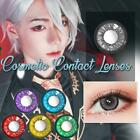 fashion Contact Lens Natural Women Party Eye Travel Holder Makeup Contact Lens