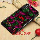 HOT FLORAL PATTERN iPhone X XR XS MAX !19GUCCY16FENDI61MK17 Samsung S9 S10 Case
