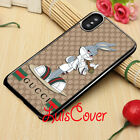 HOT BUGS BUNNY iPhone X XR XS MAX !19GUCCY17FENDI71MK18 Samsung S9 S10 Case