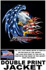 RIGHTEOUS RULE AMERICA VETERAN AMERICAN PRIDE EAGLE FLAG PATRIOTIC USA JACKET 66