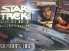 Star Trek CCG Captain's Log SINGLES 2nd TIER Select Choose NrMint-Mint on eBay
