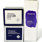 Avon Anew Platinum Day Cream, Night Cream, Eye Cream - buy 1 or full collection