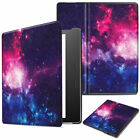 Cute Pattern Magnetic Flip Leather Case Cover For Amazon Kindle Oasis 2 9th Gen