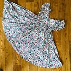NWT Dot Dot Smile Twirly Summer dress Girls Empire Floral Colorful Girls