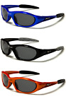Polarized X-Loop Sunglasses Wrap Around Cycling Fishing Golfing Full UV400