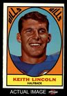 1967 Topps #15 Keith Lincoln Bills EX $5.25 USD on eBay
