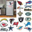 NFL Pick Your Team 32 Teams 3-D Foam Magnet Home Office Bar Decor - Made in USA $12.95 USD on eBay
