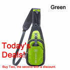 Waterproof Small Chest Sling Bag Travel Sport Shoulder Backpack Crossbody Bags