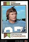 1973 Topps #375 Gary Garrison Chargers EX/MT $1.1 USD on eBay