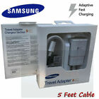 Samsung Galaxy S7 s6 Note4 5 Fast Charging USB Wall Charger+Cable Original Set