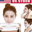 20pcs V-Shape Thin Face Mask Slimming Lifting Firming Fat Burn Double Chin Vline image