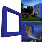 Airblown Outdoor Inflatable Movie Large Screen for a Backyard Theater 13 x 11ft